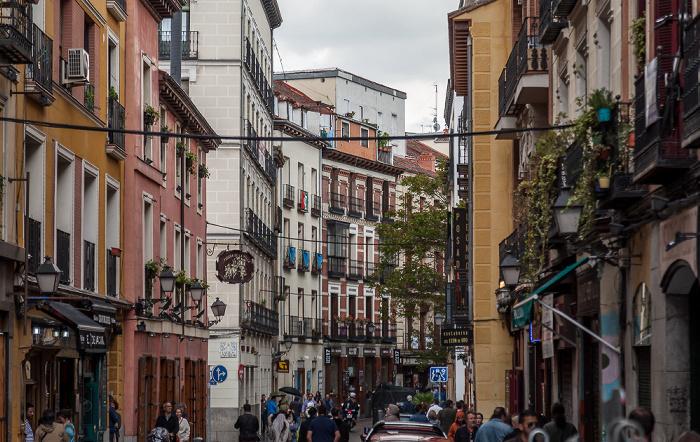 Madrid Calle Cava Baja