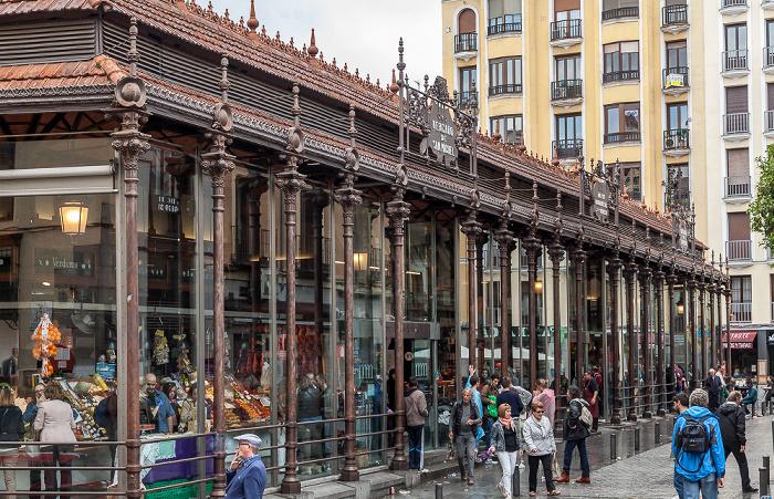 Madrid Plaza de San Miguel: Mercado de San Miguel