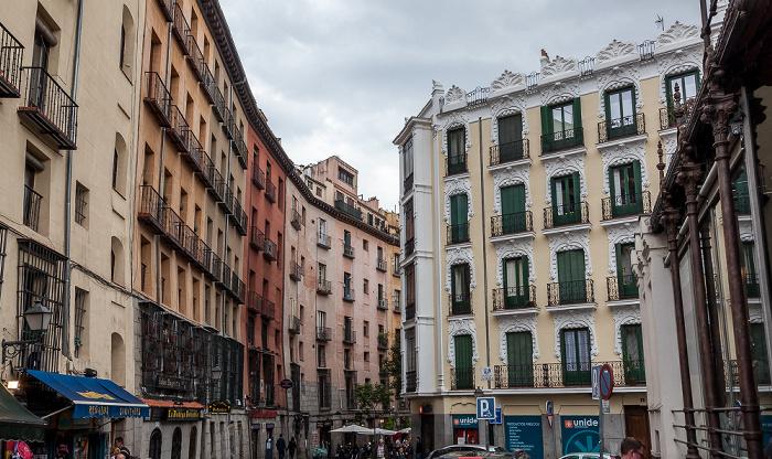 Madrid Plaza de San Miguel