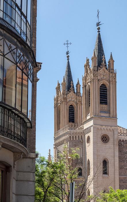 Iglesia de San Jerónimo el Real Madrid 2016