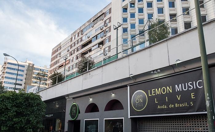 Madrid Tetuán: Avenida de Brasil - Sala Lemon