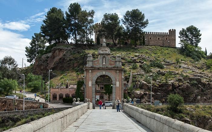 Puente de Alcántara Toledo 2016