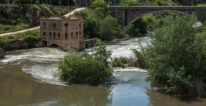 Río Tajo Toledo 2016