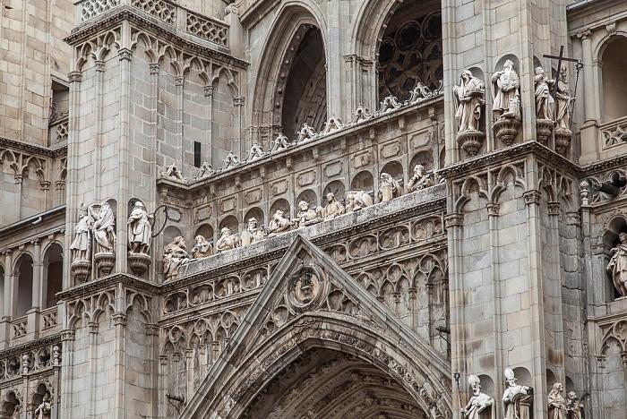 Centro Histórico: Catedral de Santa María de Toledo Toledo 2016