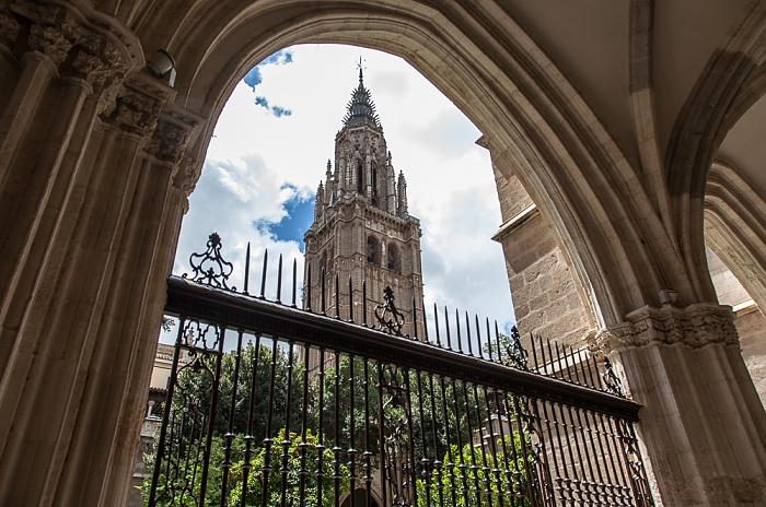 Catedral de Santa María de Toledo: Kreuzgang Toledo 2016