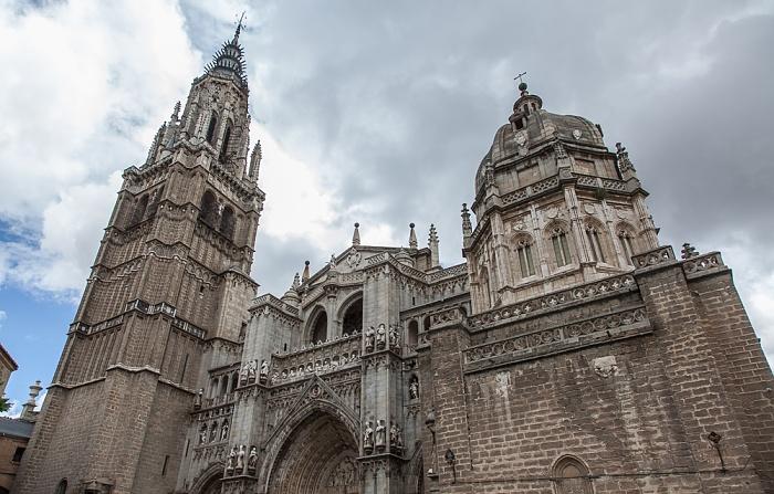Centro Histórico: Plaza del Ayuntamiento - Catedral de Santa María de Toledo Toledo 2016