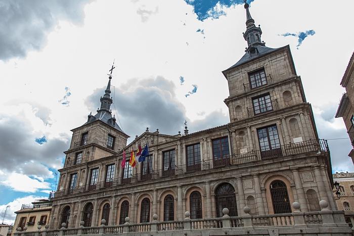 Centro Histórico: Plaza del Ayuntamiento - Ayuntamiento de Toledo Toledo 2016
