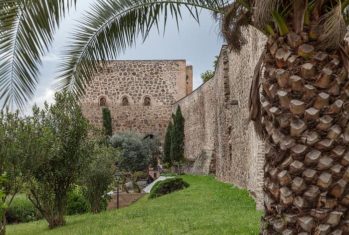Centro Histórico: Stadtmauer Toledo 2016