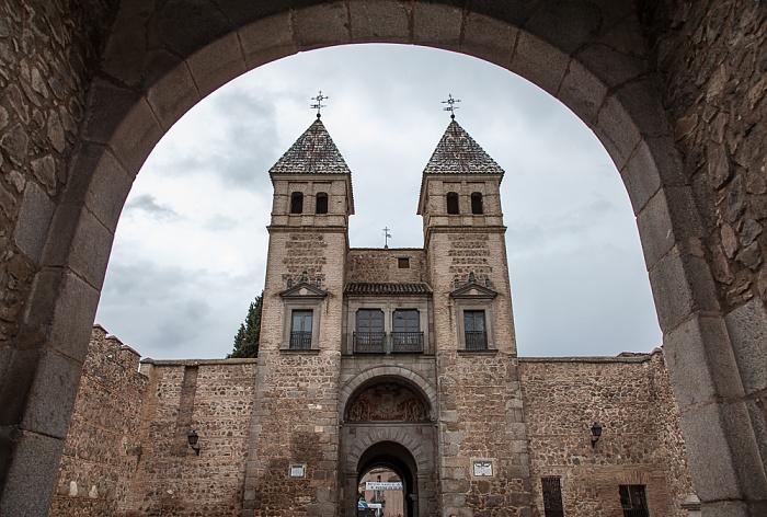 Centro Histórico: Puerta Nueva de Bisagra Toledo 2016