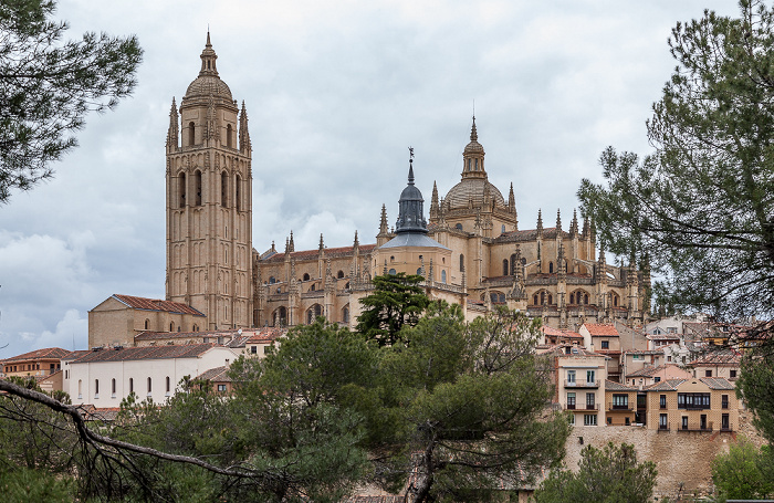 Plaza Mayor, Kathedrale, Alcázar und mehr Segovia