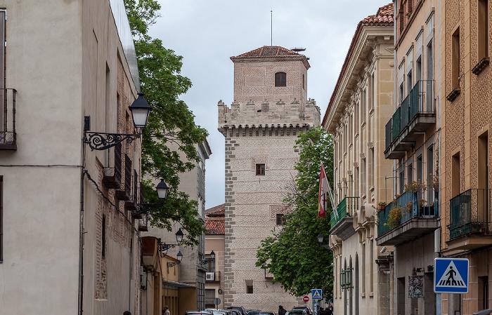 Centro Histórico: Calle Ildefonso Rodríguez Segovia 2016
