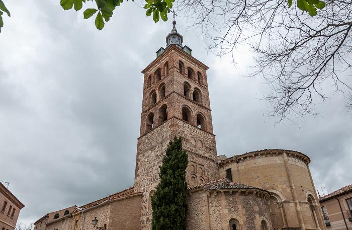 Centro Histórico: Iglesia de San Andrés Segovia 2016