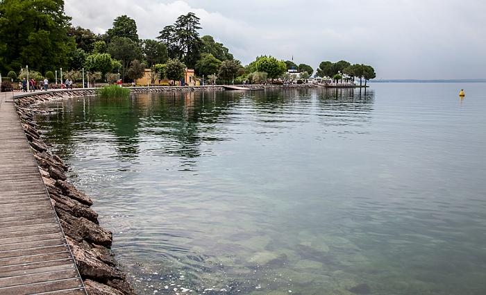 Bardolino Lungolago Roma, Gardasee