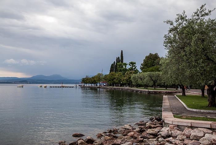 Bardolino Riva Cornicello, Gardasee