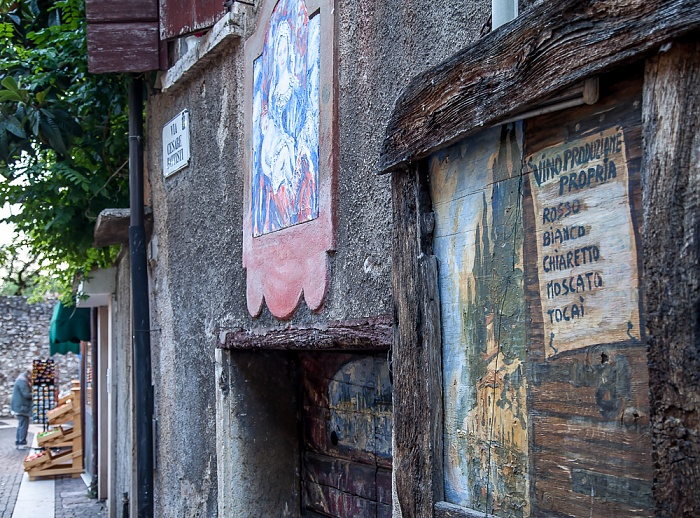Bardolino Via Cesare Battisti
