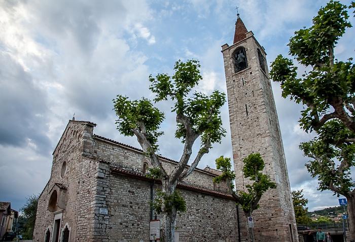 Bardolino Borgo Garibaldi: Chiesa di San Severo