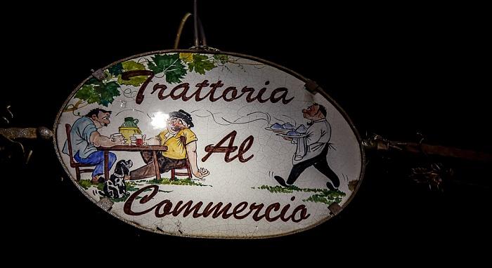 Bardolino Via Solferino: Trattoria Al Commercio