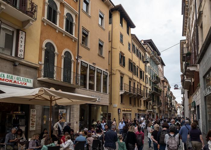 Centro Storico (Altstadt) Verona 2016