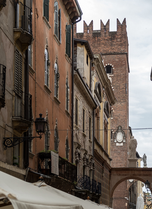 Centro Storico (Altstadt): Via delle Fogge Verona