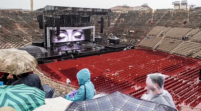 Arena di Verona: Adele Verona Arena di Verona