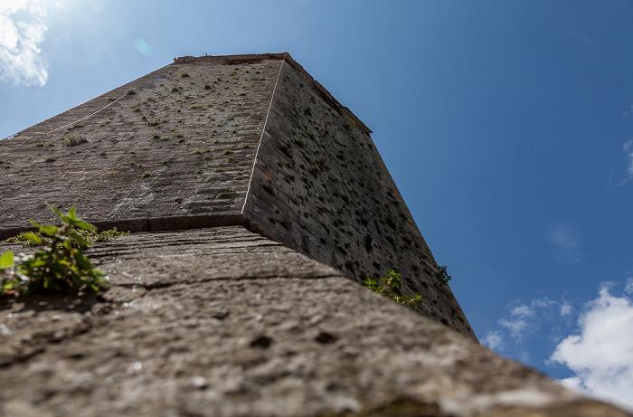 Malcesine Skaligerburg (Castello Scaligero)