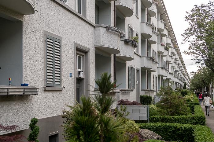 Eichbühlstrasse Zürich