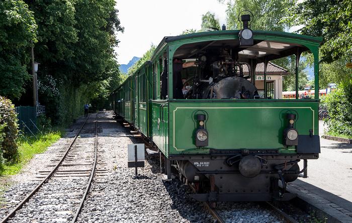 Prien am Chiemsee Bahnhof Prien: Chiemsee-Bahn