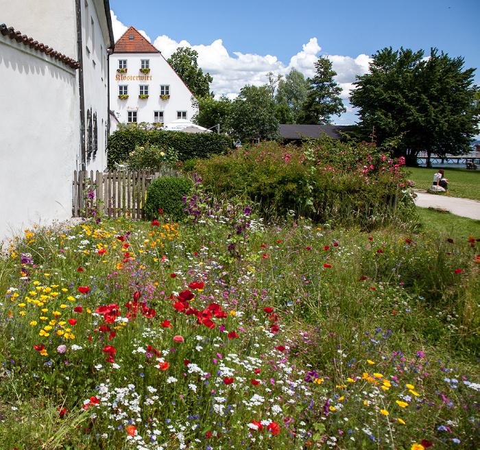 Fraueninsel Kloster Frauenwörth, Klosterwirt