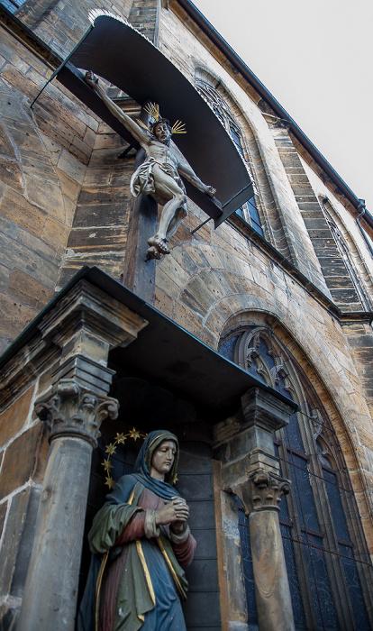 Amberg Altstadt: Basilika St. Martin