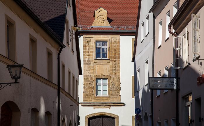 Amberg Altstadt: Löffelgasse Infanteriekaserne
