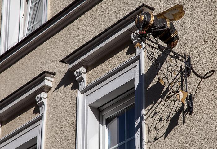Amberg Altstadt: Löffelgasse