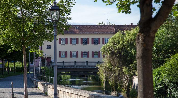 Amberg Altstadt: Vils
