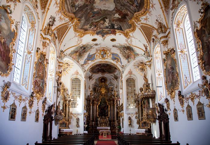 Amberg Schulkirche St. Augustinus