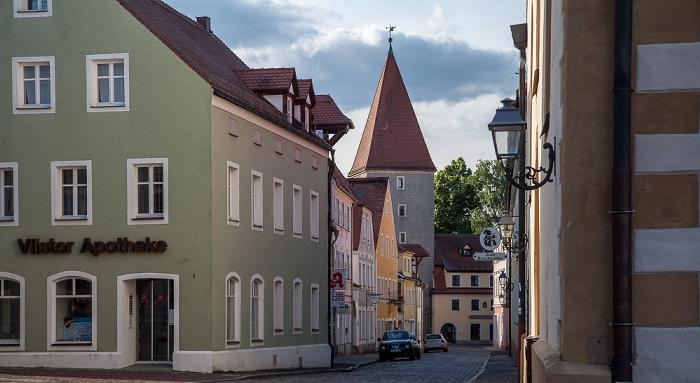 Amberg Altstadt: Vilsstraße