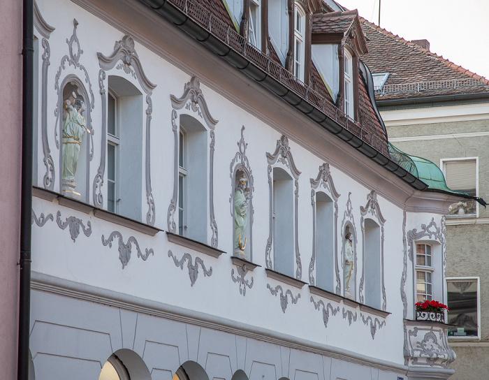 Amberg Altstadt: Roßmarkt - Fenzl-Haus
