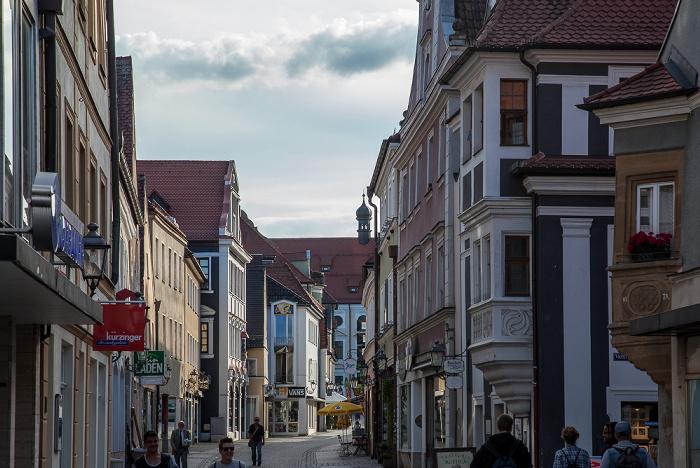 Amberg Altstadt: Georgenstraße