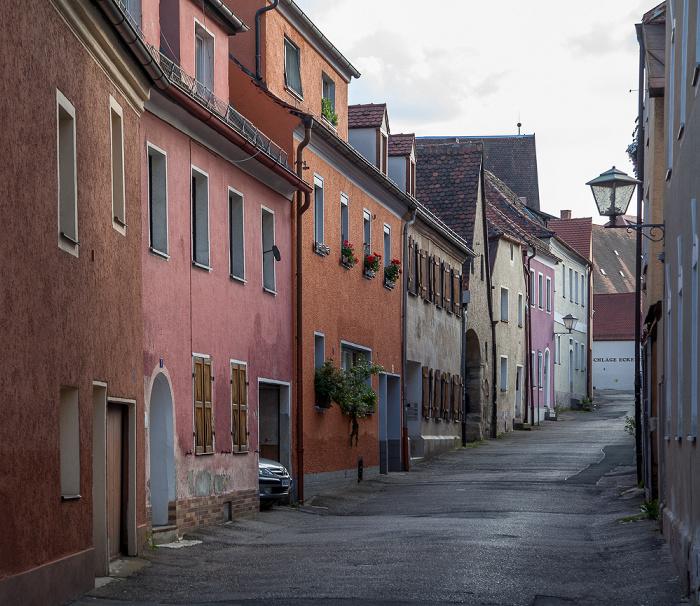 Amberg Altstadt: Badgasse