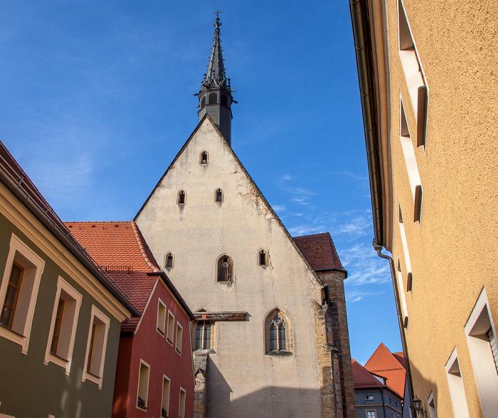 Amberg Altstadt: Frauenplatz - Frauenkirche