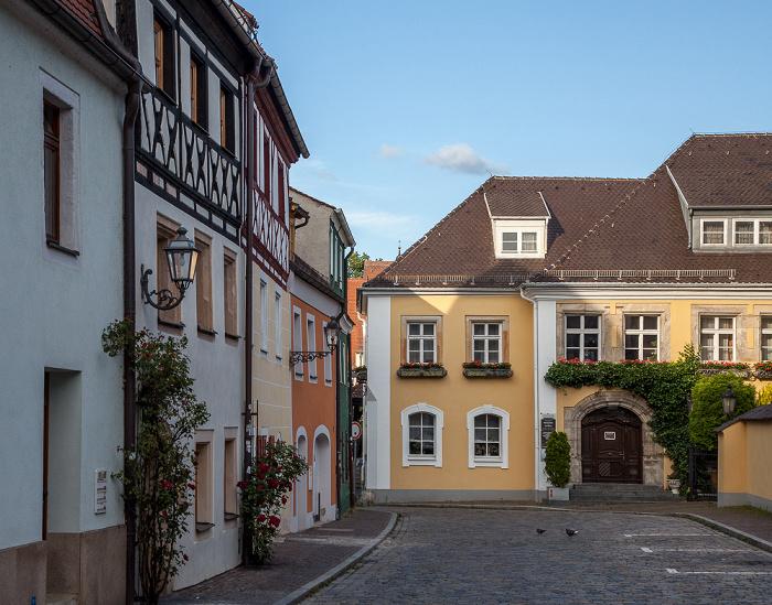 Amberg Altstadt: Schiffbrückgasse
