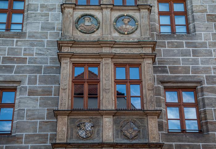 Altstadt: Kurfürstliche Regierungskanzlei (Landgericht Amberg)
