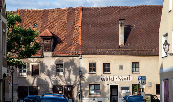 Amberg Altstadt: Seminargasse / Viehmarkt - Wild Vaitl