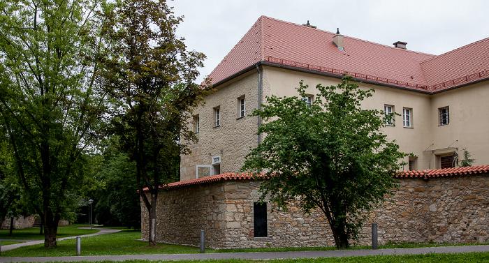Amberg Altstadt: Hotel Fronfeste