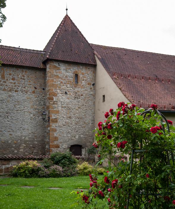 Amberg Altstadt: Englischer Garten