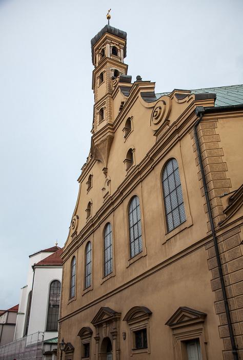 Augsburg Kloster Heilig Kreuz (Evangelische Heilig-Kreuz-Kirche)