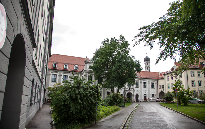Augsburg Fürstbischöfliche Residenz