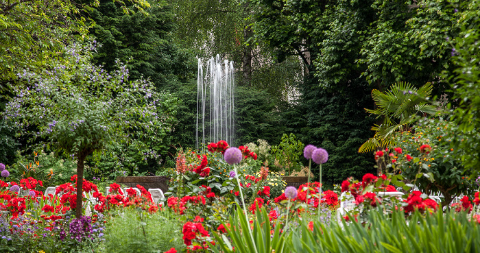 Augsburg Hofgarten