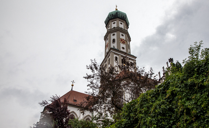 Augsburg Basilika St. Ulrich und Afra
