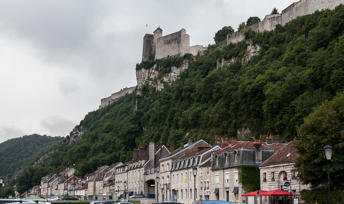 Besançon Faubourg Rivotte Citadelle de Besançon