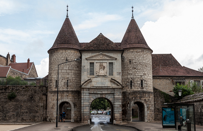 Besançon Rue Rivotte: Porte Rivotte