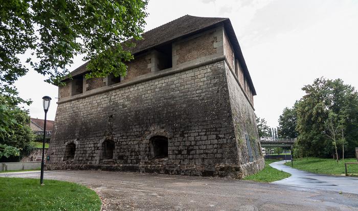 Besançon Tour de Rivotte